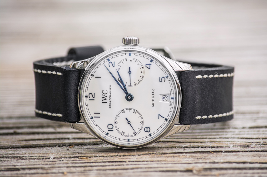 bb26ea5ca51 Updated on the IWC Portuguese Automatic IW5007 Replica Swiss Made31-jeweled  and decorated movement is the self-winding mechanism  it is a pretty much  ...
